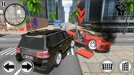 Real Gangster Crime Simulator 3D 0.3 Cheat screenshots 3