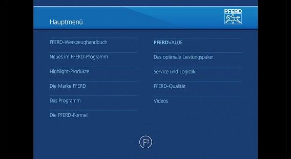 PFERD Werkzeuge (D) - screenshot thumbnail
