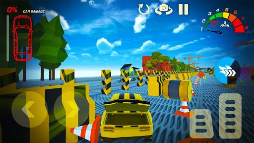 Smash Cars Destruction Driving Legend  screenshots 1