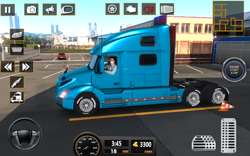 Truck Parking 2020: Prado Parking Simulator filehippodl screenshot 15