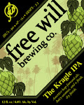 Logo of Free Will The Kragle IPA