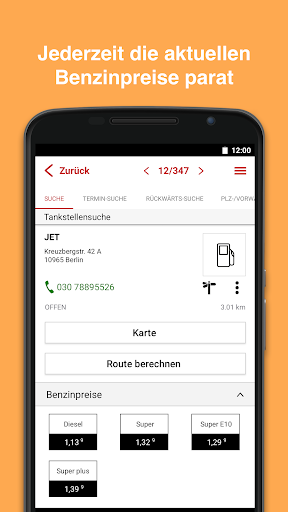 Das Telefonbuch with caller ID and spam protection 6.3.1 screenshots 7