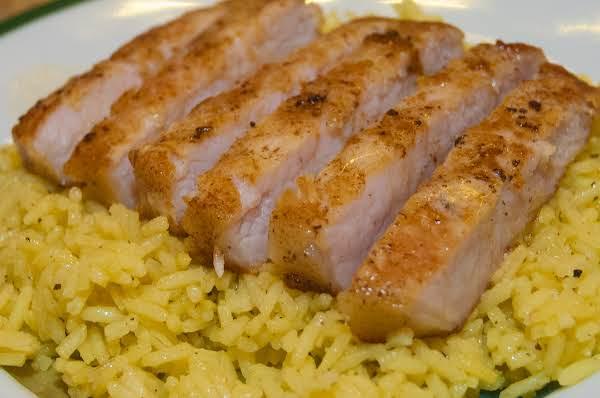 Side Essentials: Yummy Lemon Infused Rice Recipe