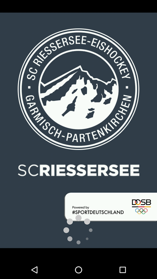 SC Riessersee- screenshot