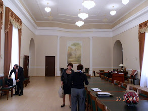 Photo: Пермь. Медицинская академия. Кабинет ректора (фрагмент)