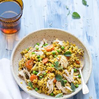 Brown Rice Yellow Rice Recipes.