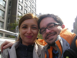Photo: With Maria