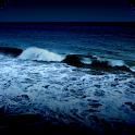 Ocean Night Live Wallpaper icon