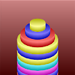 Round Tower - Color Stack APK