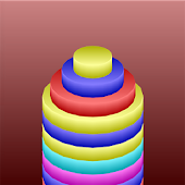 Round Tower - Color Stack