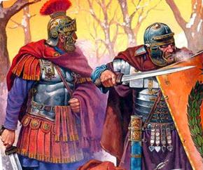Военные кампании Рима