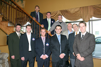 Photo: The new 2007-2008 Executive