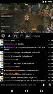 stream.me - Live Streams screenshot 3