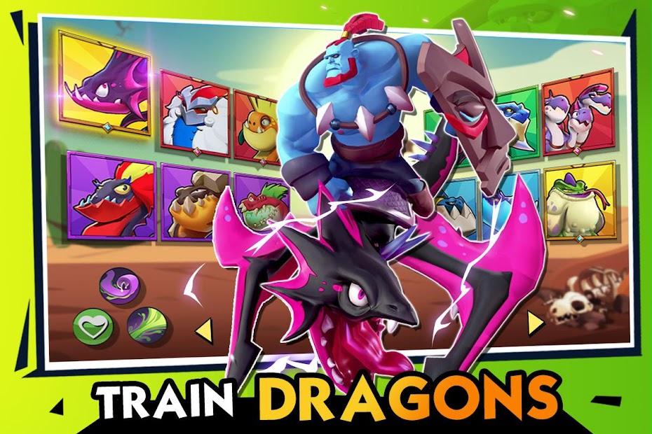 Dragon Brawlers