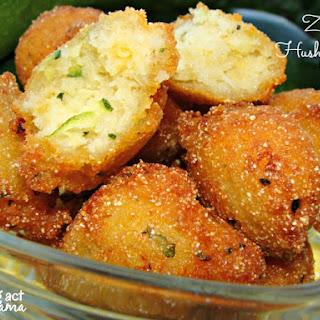 Zucchini Hushpuppies.