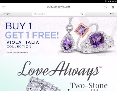 Samuels Jewelers Inc - náhled