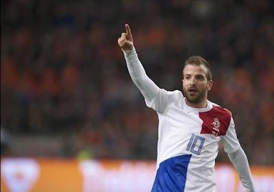 Van der Vaart (35) stopt met voetballen