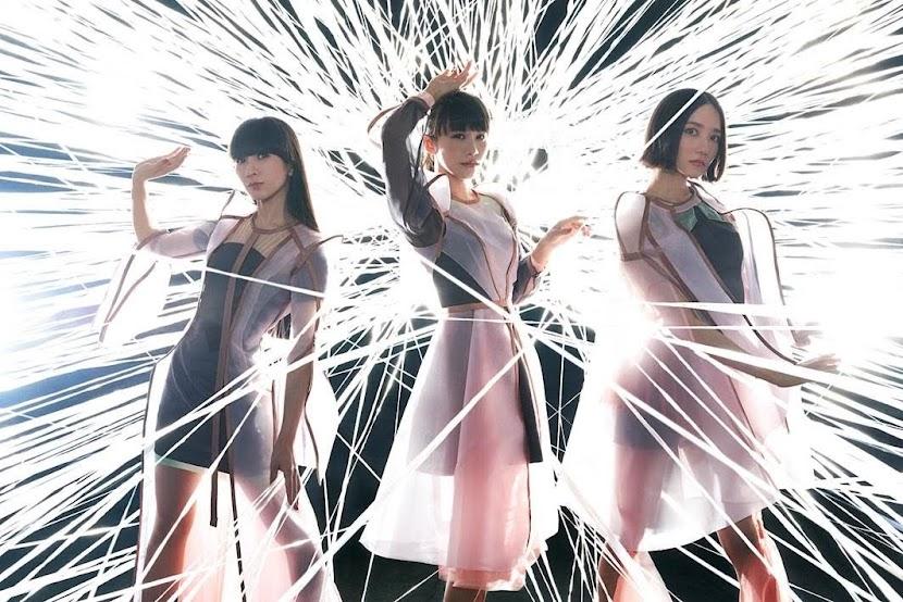 [迷迷音樂]  Perfume 『Future Pop』新輯發行 回饋歌迷將舉行特映會