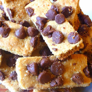 CRISPY CRUNCHY CHOCOLATE CHIP COOKIE STICKS Recipe
