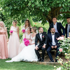 Hochzeitsfotograf Nina Shloma (shloma). Foto vom 21.06.2018