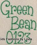 Photo: Green Bean