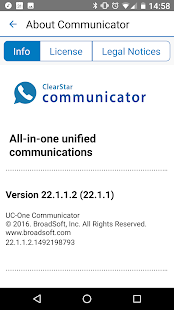 ClearStar Communicator- screenshot thumbnail