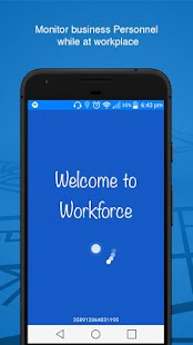 Workforce Client by SafeSat - náhled