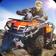 ATV Motocross Quad Trail Galaxy
