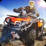 ATV Motocross Quad Trail Galaxy Icon