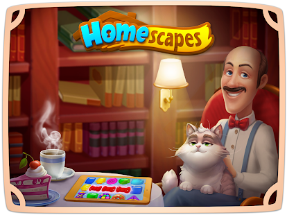Homescapes- screenshot thumbnail