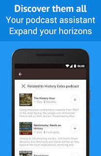 Podcast Player - Free screenshot 03