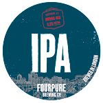 Logo of Fourpure IPA