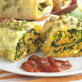 Veggie Pastry Rolls