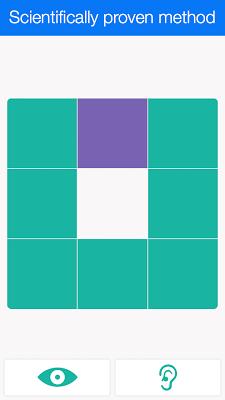 Dual N-Back - Brain game - screenshot