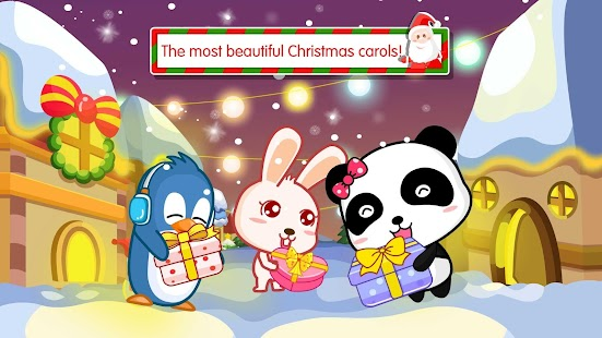 Merry Christmas by BabyBus- screenshot thumbnail