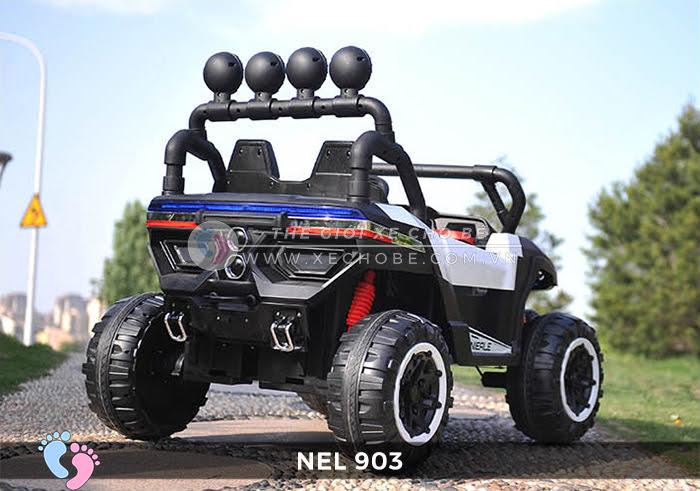 Xe ô tô điện địa hình NEL-903 4 động cơ 18