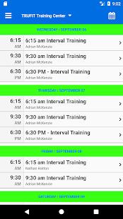 TRUFiT Training Center - náhled