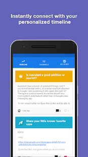 Forums for Android™- screenshot thumbnail