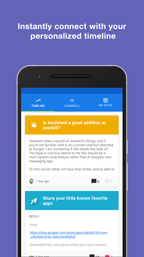 Forums for Android™- screenshot