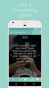 Wise Inspiration - Quotes- screenshot thumbnail