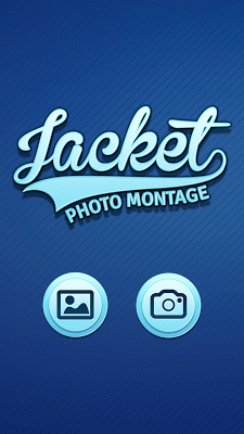 Jacket Suit Photo Montage - screenshot