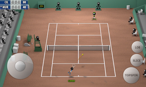 Stickman Tennis Mod Apk – Career 8