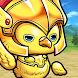魔大陸の傭兵王【やり込み系タワーディフェンスRPG】 - Androidアプリ