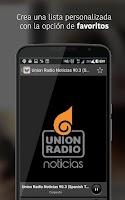 Screenshot of Radios Venezuela