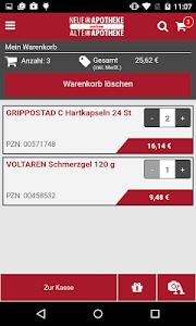 ALTE + NEUE Apotheke online screenshot 4