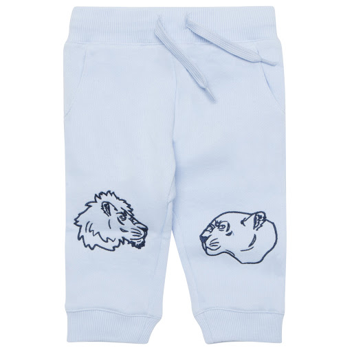 Primary image of Kenzo Blue Cat Joggers