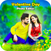 Valantine Day Photo Editor