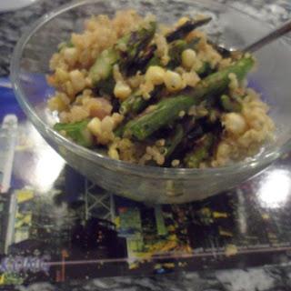 Hong Kong Quinoa Recipe