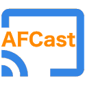 AFCast for Chromecast and Fire TV icon