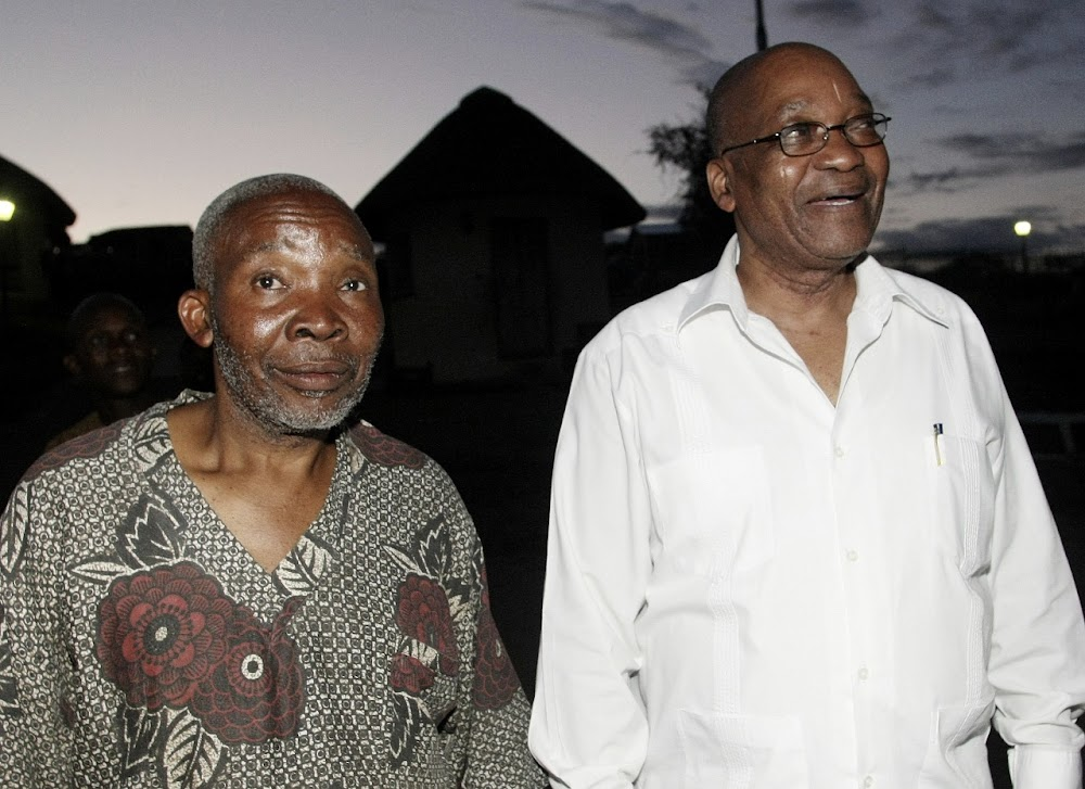 Jacob Zuma's brother to be laid to rest next Thursday, says family elder - SowetanLIVE